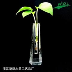 水晶花瓶 HD-V015