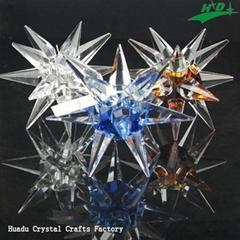 星形水晶烛台 HD-T085