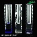 水晶花瓶 HD-V010