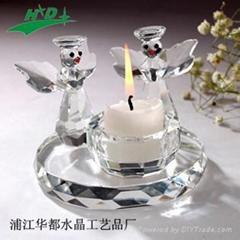 水晶烛台 HD-T014