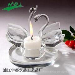 水晶烛台 HD-T017