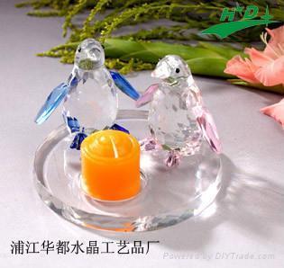 水晶燭台 HD-T026 1