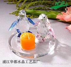 水晶烛台 HD-T026