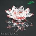 crystal flower candlestick HD-F011