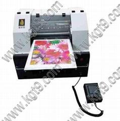 金谷田平板彩印机