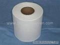 Flame-retardant non woven fabric 1
