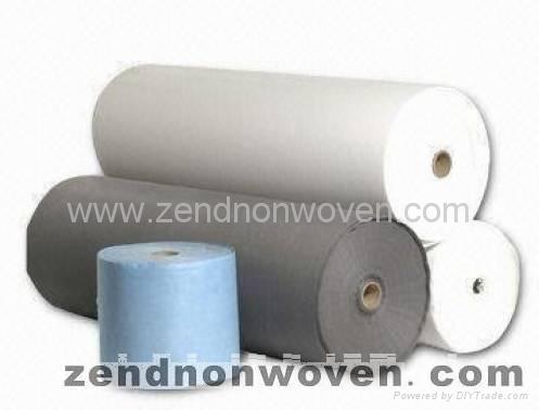 Flame-retardant non woven fabric 2