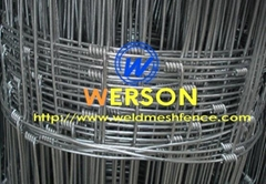 Field Fencing From Werson Security Fencing System