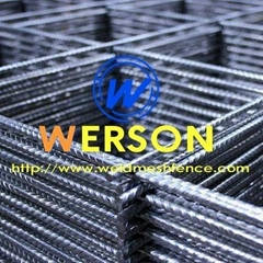 Reinforcing Mesh From Werson Welded Mesh System