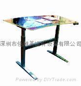LCD液晶顯示屏電動遙控昇降器 2