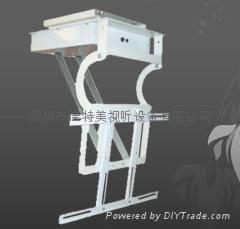 LCD液晶顯示屏電動遙控昇降器 3