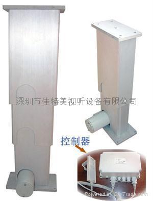 LCD液晶顯示屏電動遙控昇降器 4
