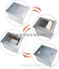 投影機電動遙控昇降架 2