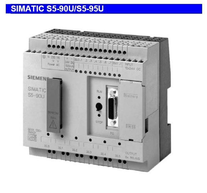 Simatic S5 PLC