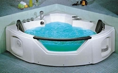 SPA bathtub/hydromassage