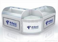 批發,廠家定製中國電信手機櫃台