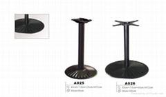 铸铁餐台脚|铸铁底盘|铸铁台脚|不锈钢餐台脚|不锈钢底盘
