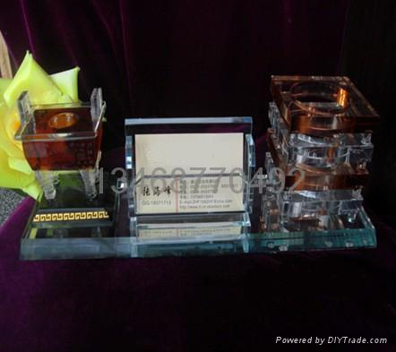 西安水晶獎杯 2