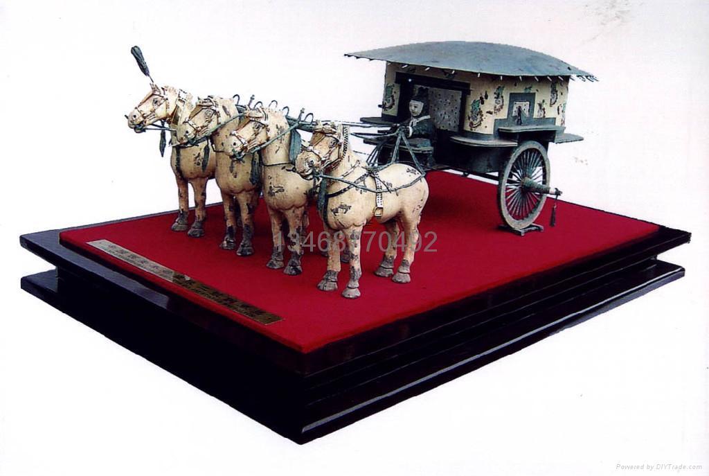 西安铜车马 1