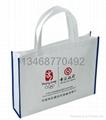 西安无纺布环保购物袋子 1