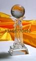 西安水晶獎杯 5
