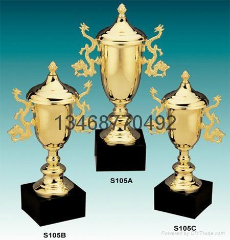 西安銅獎牌 5