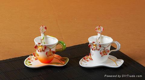 Coffee cup, coffee, coffee pot 5