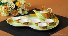 Technology tableware, coffee set, tea set
