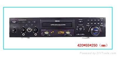 karaoke player(NK-3000) 1