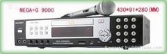 MP3+G Karaoke player