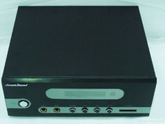 HDD karaoke system with MTV Songs.