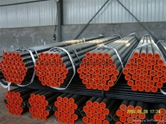 SEAMLESS STEEL PIPE ASTM A106 53 API GrB 5L