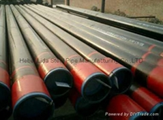 HFW welded Steel Pipe  API SPEC 5L