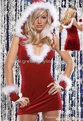christmas sexy costume