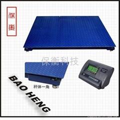 上海5噸電子地磅廠家報價