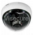 IP Camera .dome camera with IR LED