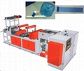 Full Auto Coreless Two-line Rolled Garbage Bag Machine
