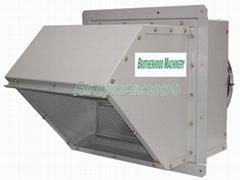 Sidewall propeller Exhaust or Supply Fan