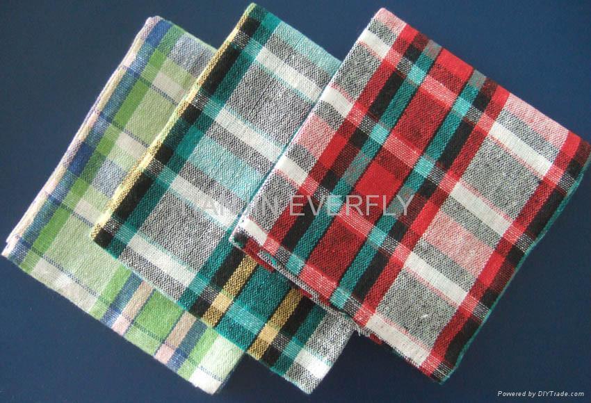 yarn dyed tea towel 1