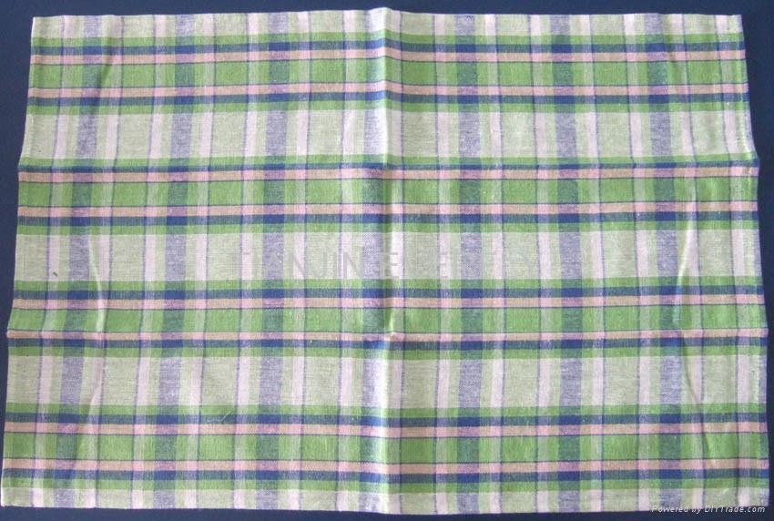 yarn dyed tea towel 2
