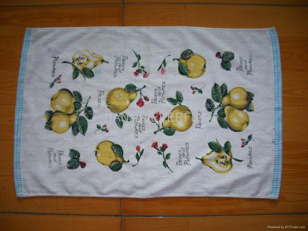 printed kitchen towel 5