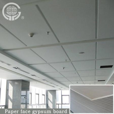 Gypsum Boardpaper Face Ceiling 06 XINJING