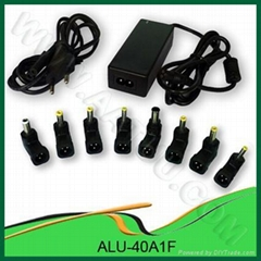 AC 40W Universal Laptop Adapter for Home use