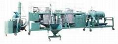 used engine oil regeneration system