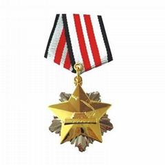 造币技术定制勋章