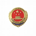 造币技术定制胸章