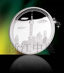 造币技术定制纪念币