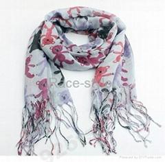 scarf & mask