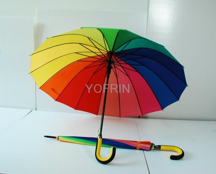 雨夫人彩虹傘 1