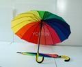 雨夫人彩虹傘